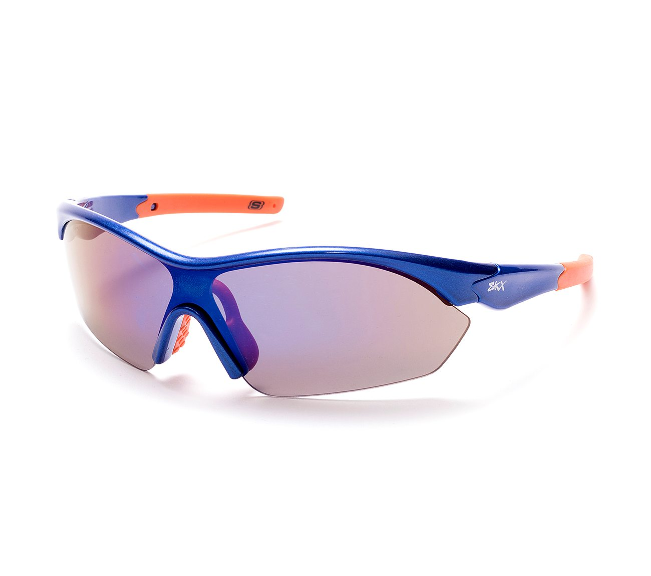 4a1efa59ad8a Buy SKECHERS Kids' Sport Wrap Sunglasses Sunglasses Shoes only $13.00