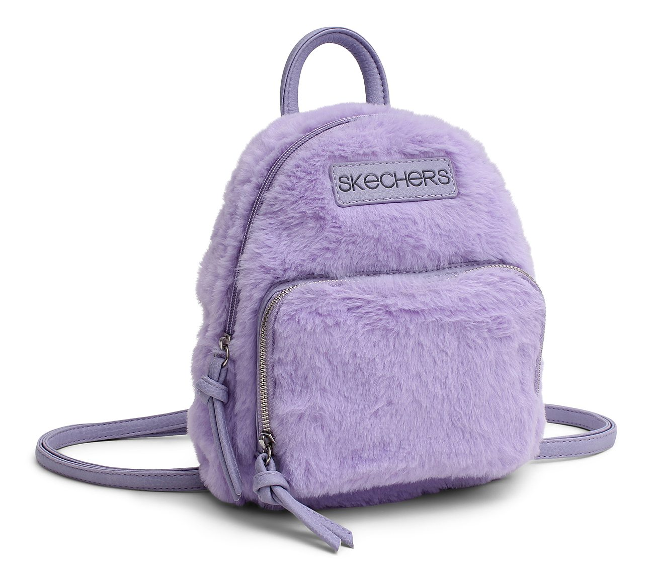 Plush Mini Backpack