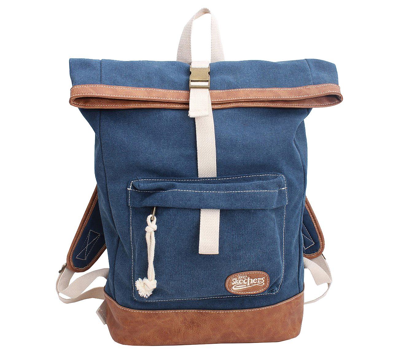 Heritage Foldover Backpack