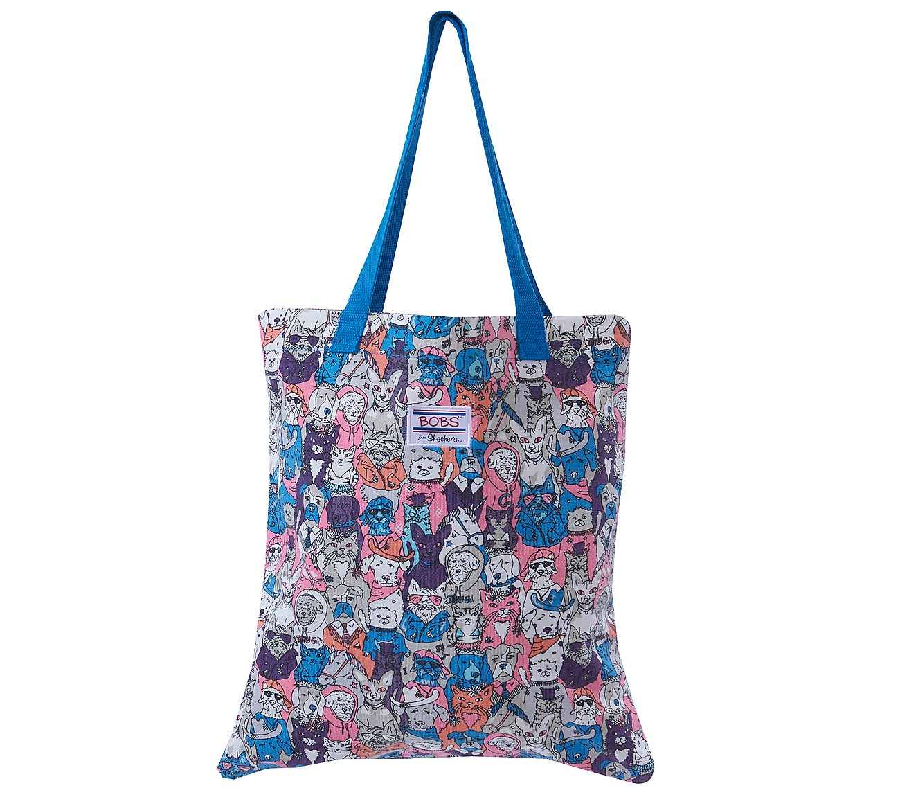 BOBS for Dogs Printed Tote Bag