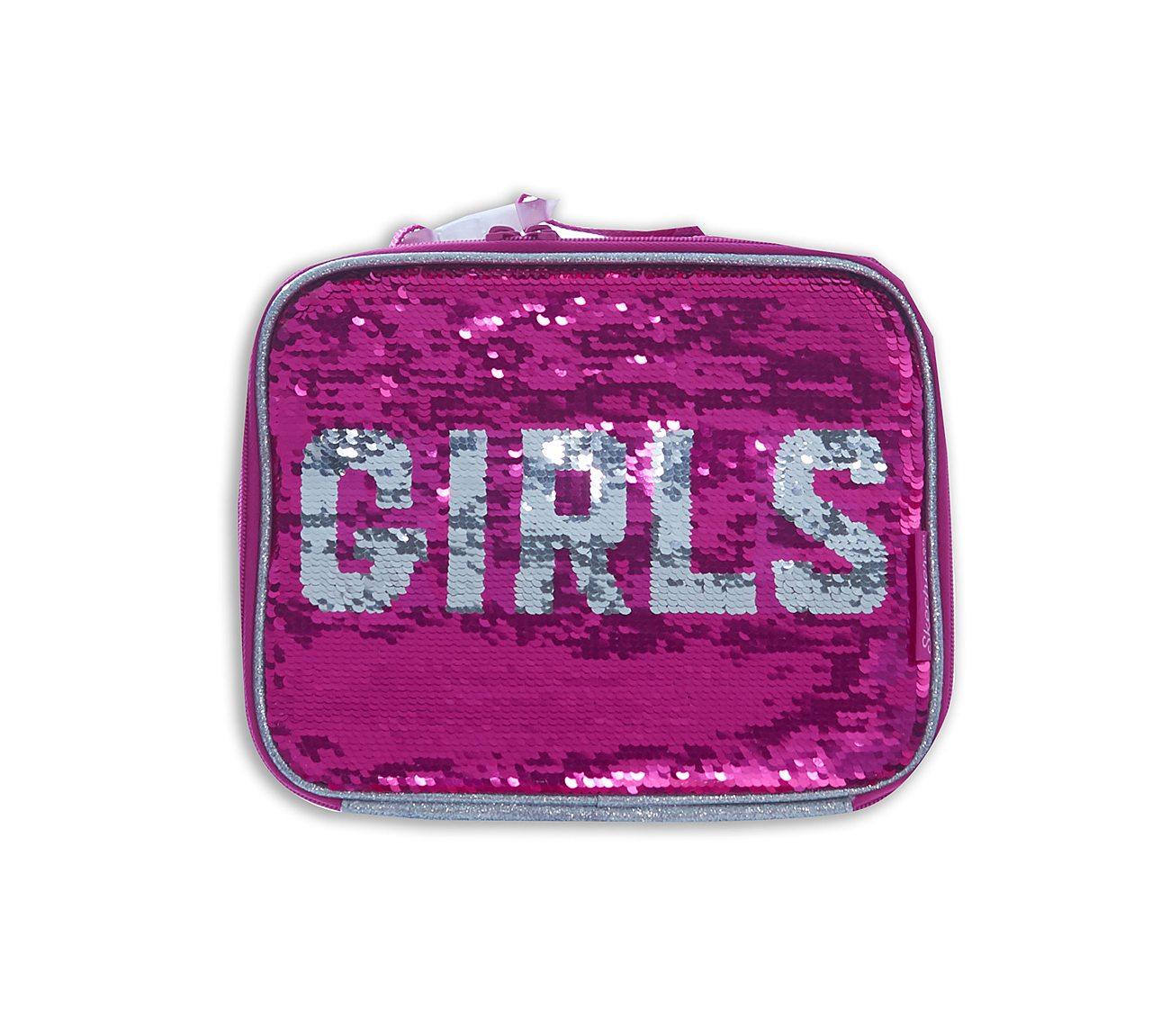 Flip Sequin Lunchbox