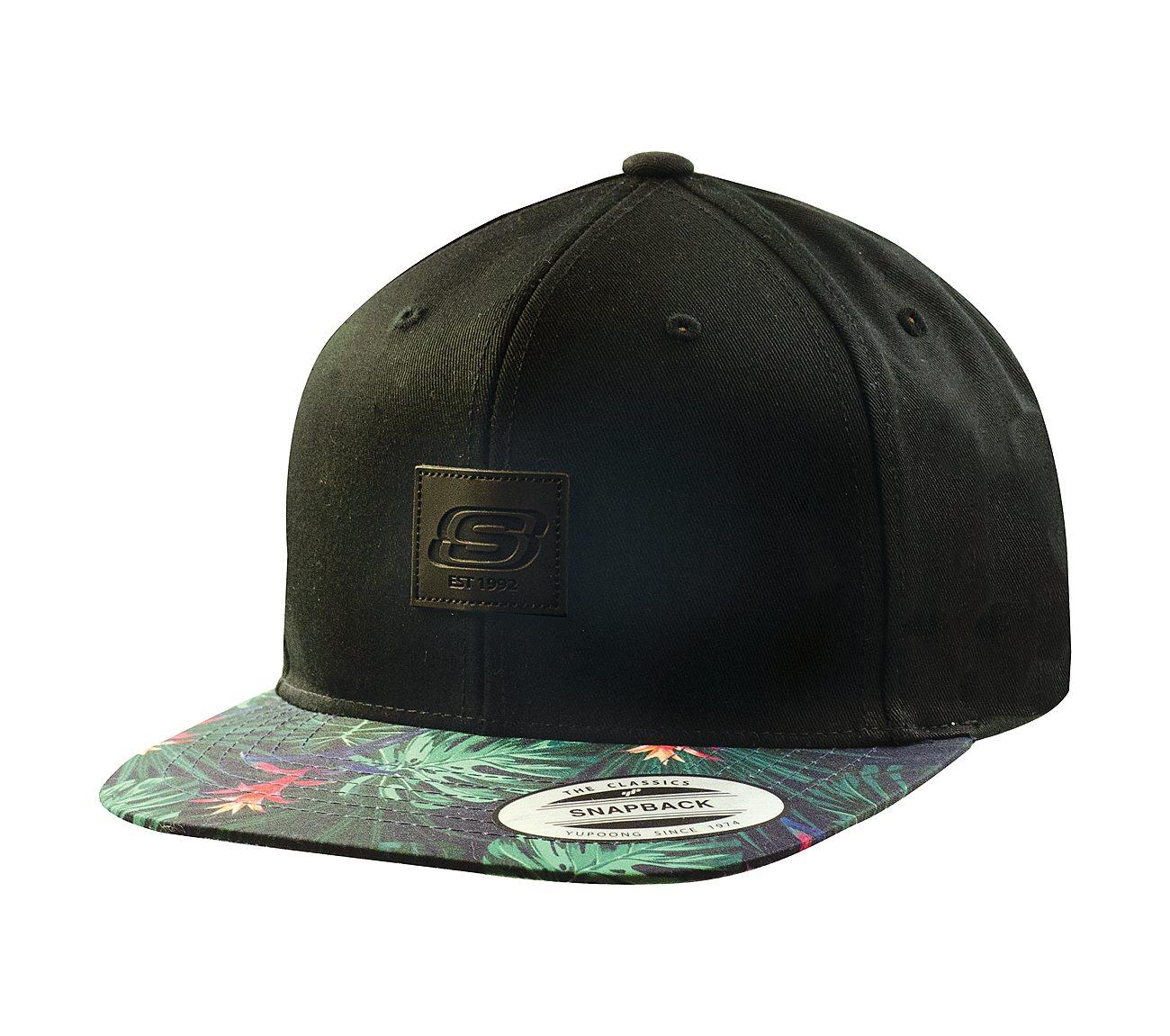 Avid Snapback Floral Hat