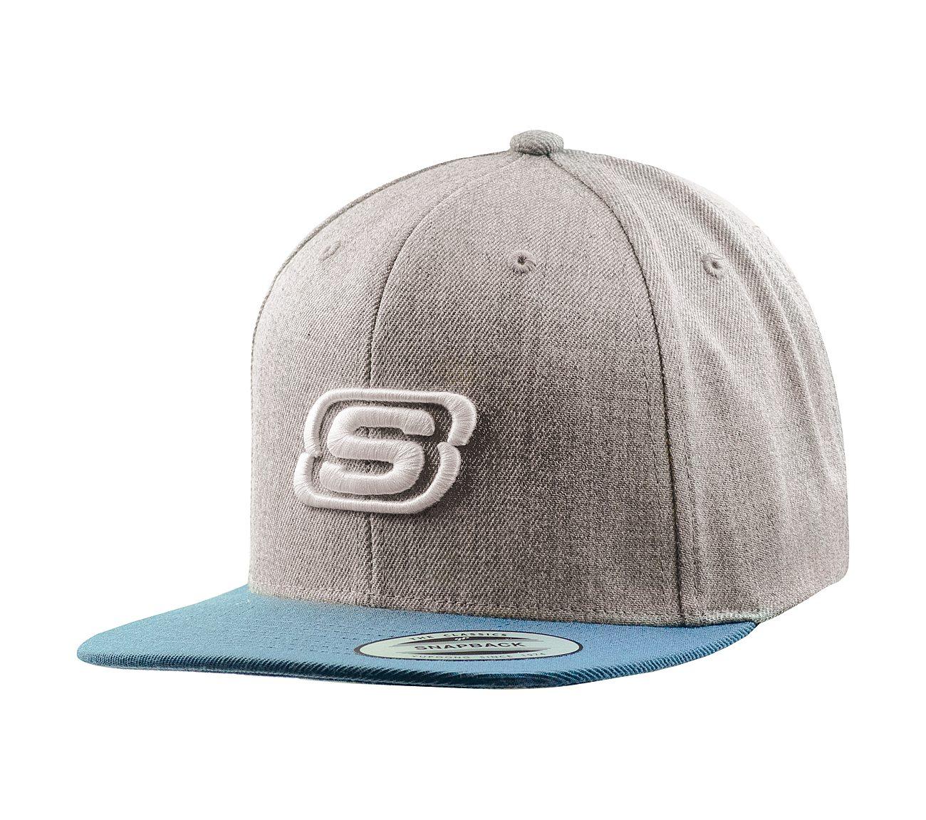 Flatbill Contrast Hat