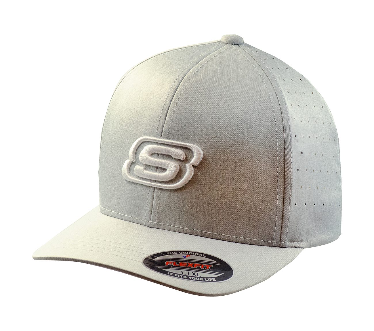 Laser Cut Fitted Hat