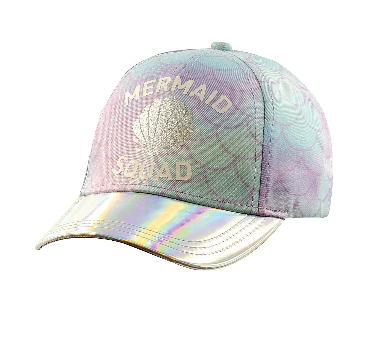 Mermaid Squad Adjustable Hat
