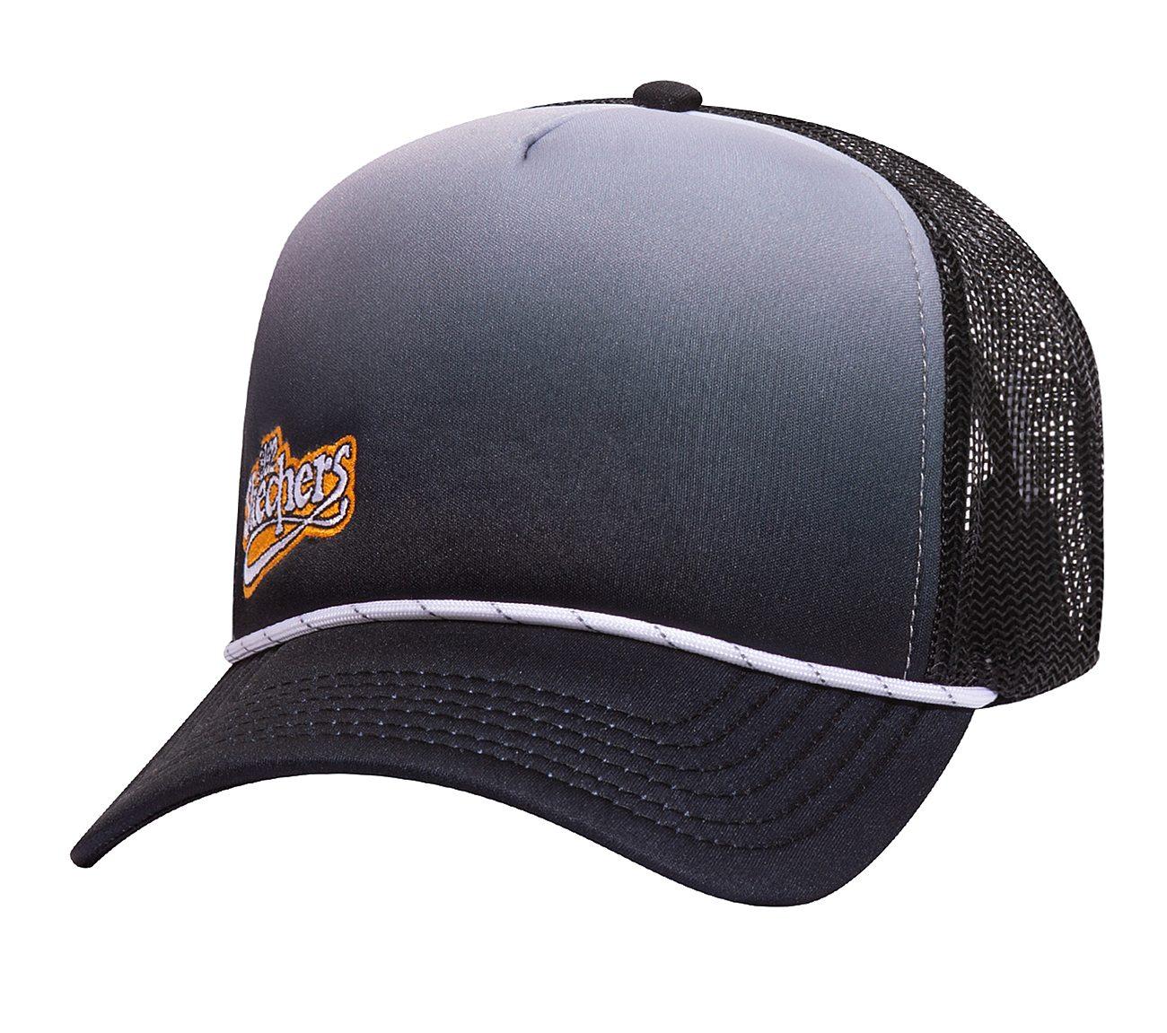2836e2362edd7 Buy SKECHERS Gradient Heritage Trucker Hat Hats Shoes only  20.00