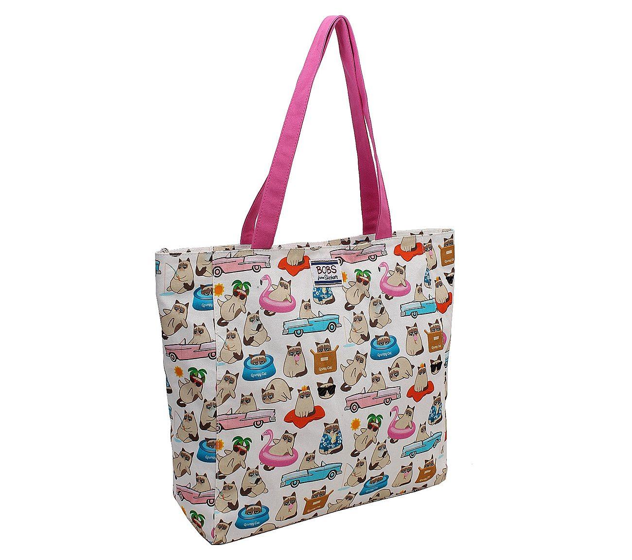 817d5c58215d BOBS Grumpy Vacay Tote Bag