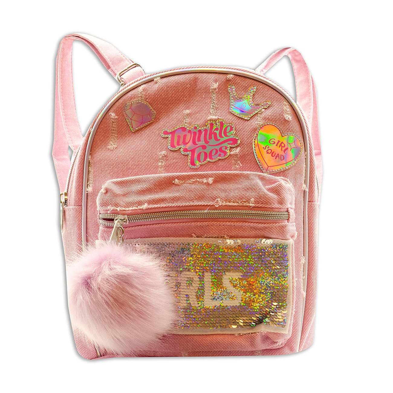 Twinkle Toes: Girls Rule Mini Backpack