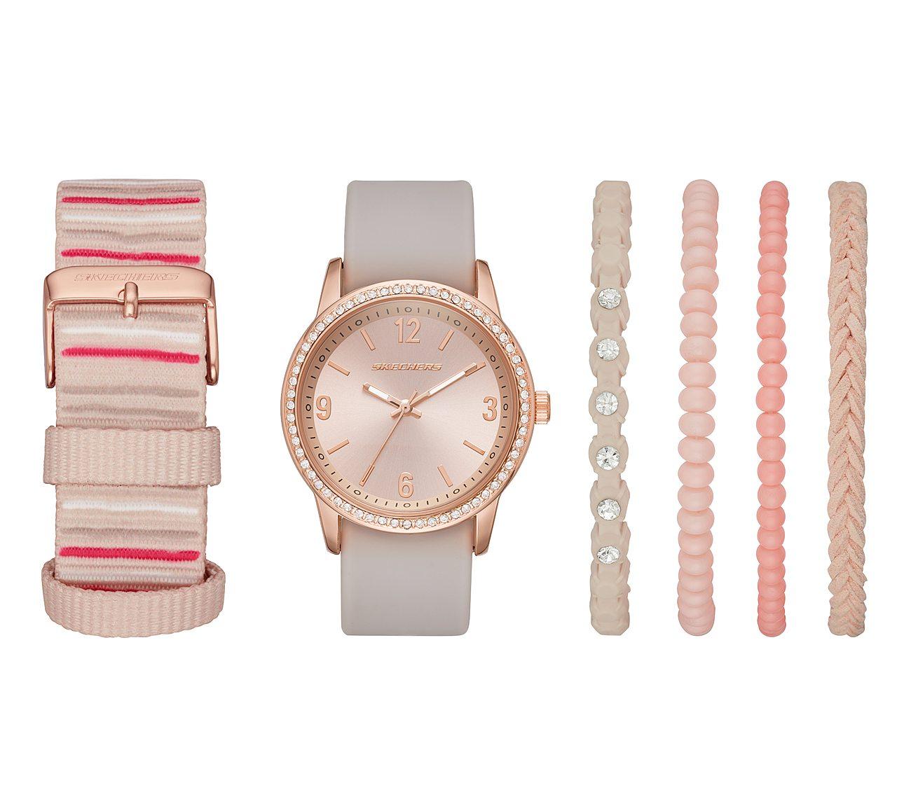 Metallic Watch Giftset